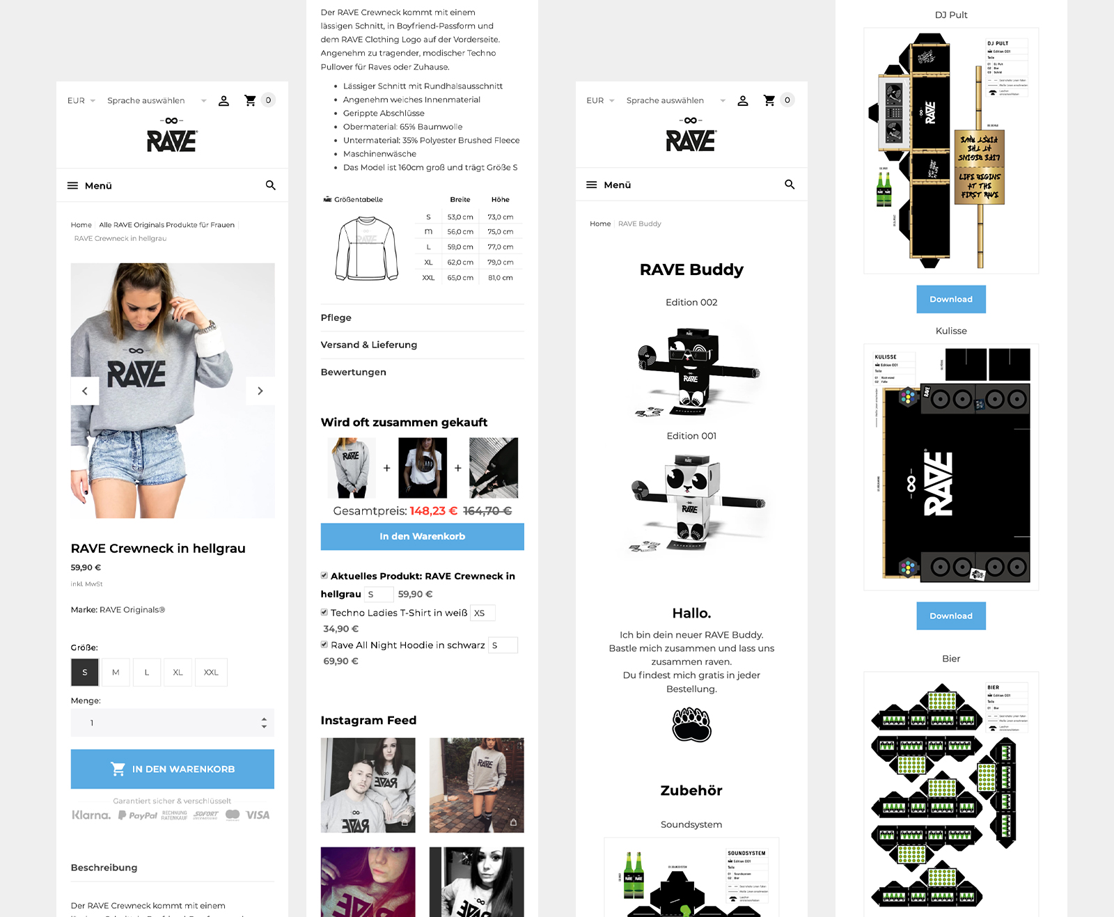 rave-clothing_webdesign-produktseiten
